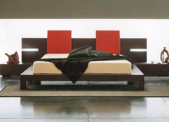 Beds that occupy less space