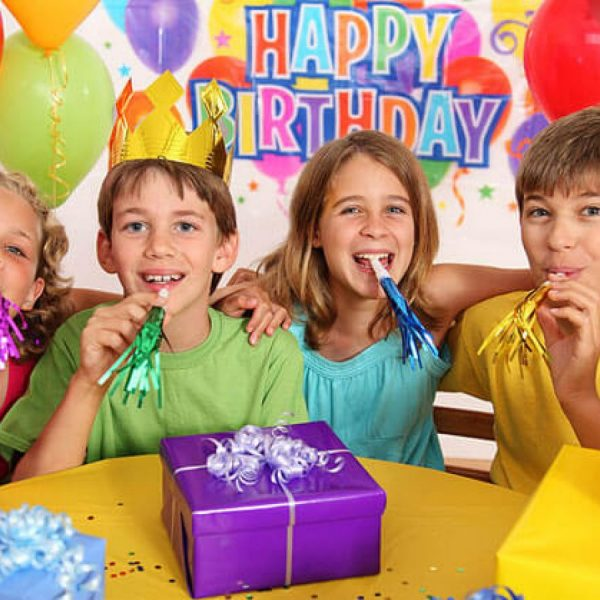 Cheap and fun birthday party ideas